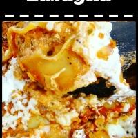 30 Minute Stovetop Skillet Lasagna